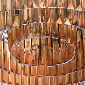 Lampa suspendată Goslar Crystal 10 Black - 498015010 small 2