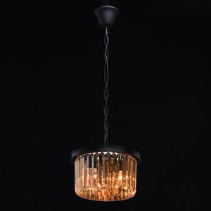 Lampa suspendată Goslar Crystal 3 Black - 498015203 small 1