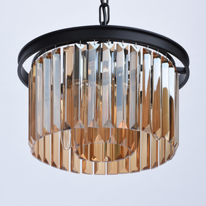 Lampa suspendată Goslar Crystal 3 Black - 498015203 small 4