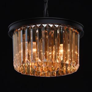 Lampa suspendată Goslar Crystal 3 Black - 498015203 small 5