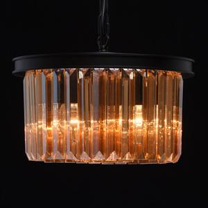 Lampa suspendată Goslar Crystal 3 Black - 498015203 small 6
