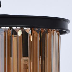 Lampa suspendată Goslar Crystal 3 Black - 498015203 small 7