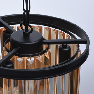 Lampa suspendată Goslar Crystal 3 Black - 498015203 small 8