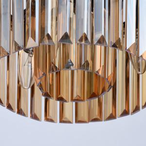 Lampa suspendată Goslar Crystal 3 Black - 498015203 small 9