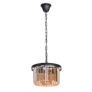 Lampa suspendată Goslar Crystal 3 Black - 498015203 small 0