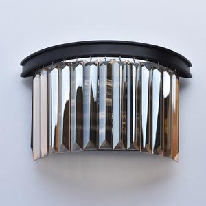 Lampă de perete Goslar Crystal 2 Black - 498025402 small 2