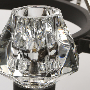 Lampa suspendată Loft 8 Black - 104012408 small 9