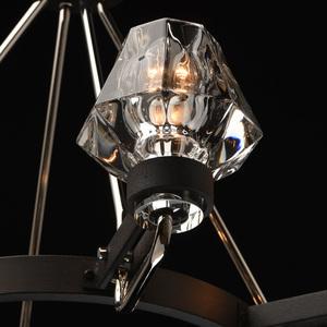 Lampa suspendată Loft 8 Black - 104012408 small 11