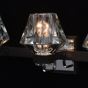 Lampa de perete Loft 3 Black - 104022203 small 6