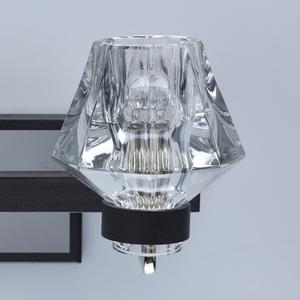 Lampa de perete Loft 2 Negru - 104022302 small 4