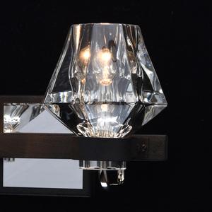 Lampa de perete Loft 2 Negru - 104022302 small 5