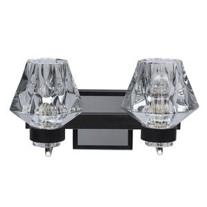Lampa de perete Loft 2 Negru - 104022302 small 0