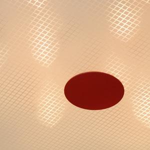 Lampa suspendată Bremen Megapolis 9 Red - 708010509 small 6