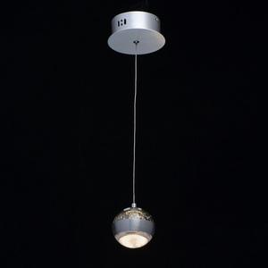 Lampa suspendată Megapolis 6 Silver - 730010101 small 1