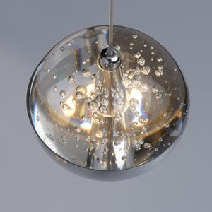 Lampa suspendată Megapolis 6 Silver - 730010101 small 7