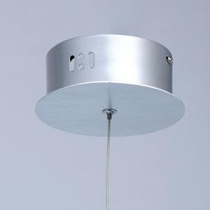 Lampa suspendată Megapolis 6 Silver - 730010101 small 10
