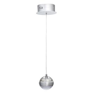 Lampa suspendată Megapolis 6 Silver - 730010101 small 0