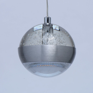 Lampa suspendată Megapolis 9 Silver - 730010209 small 7