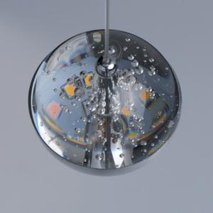 Lampa suspendată Megapolis 9 Silver - 730010209 small 9