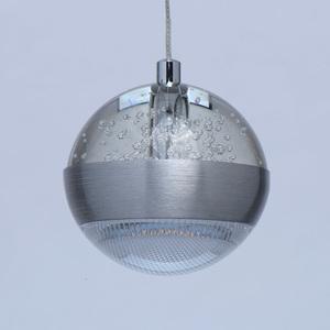 Lampa suspendată Megapolis 15 Silver - 730010315 small 5