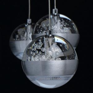 Lampa suspendată Megapolis 15 Silver - 730010315 small 10