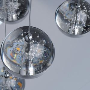 Lampa suspendată Megapolis 15 Silver - 730010315 small 12