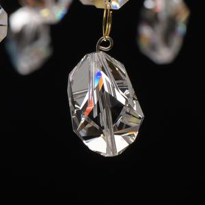 Lampa suspendată Carmen Crystal 8 Gold - 394010608 small 3