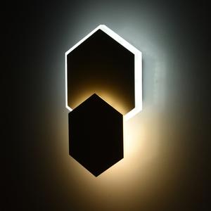 Lampă de perete Darro Techno 8 Alb - 637028002 small 9