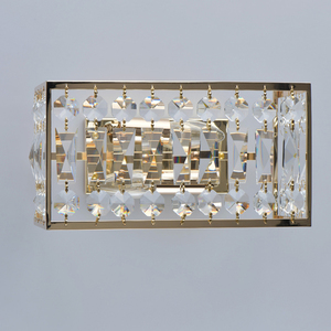 Sconce Monarch Crystal 2 Gold - 121021902 small 2