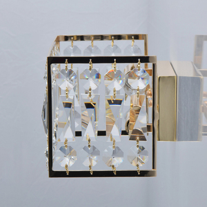 Sconce Monarch Crystal 2 Gold - 121021902 small 4