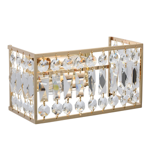 Sconce Monarch Crystal 2 Gold - 121021902 small 0