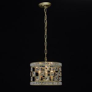 Lampa suspendată Monarch Crystal 3 Gold - 121011503 small 1