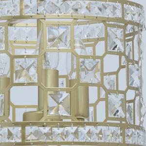 Lampa suspendată Monarch Crystal 3 Gold - 121011503 small 5