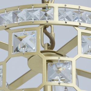 Lampa suspendată Monarch Crystal 3 Gold - 121011503 small 11
