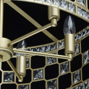 Lampa suspendată Monarch Crystal 6 Gold - 121011606 small 8