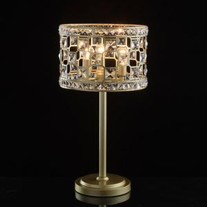 Lampa de masă din aur Monarch Crystal 3 - 121031703 small 1