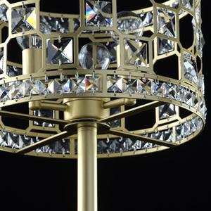 Lampa de masă din aur Monarch Crystal 3 - 121031703 small 4