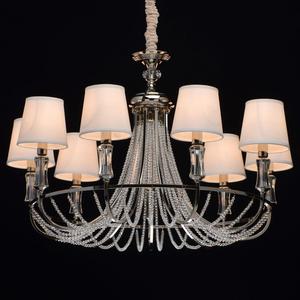 Lampă cu pandantiv Napoli Elegance 9 Chrome - 686010709 small 1