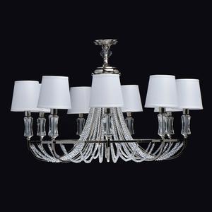 Lampă cu pandantiv Napoli Elegance 9 Chrome - 686010709 small 7