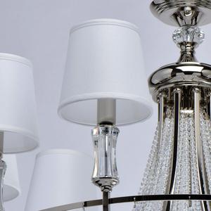 Lampă cu pandantiv Napoli Elegance 9 Chrome - 686010709 small 8
