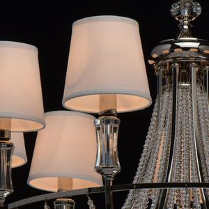 Lampă cu pandantiv Napoli Elegance 9 Chrome - 686010709 small 9