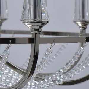Lampă cu pandantiv Napoli Elegance 9 Chrome - 686010709 small 12