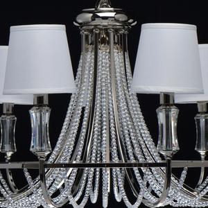 Lampă cu pandantiv Napoli Elegance 9 Chrome - 686010709 small 13