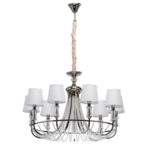 Lampă cu pandantiv Napoli Elegance 9 Chrome - 686010709 small 0