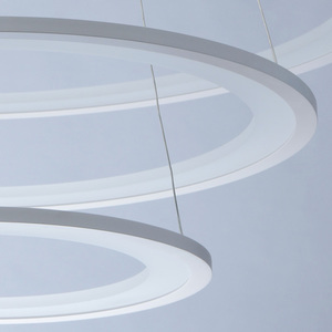 Lampă cu pandantiv Hi-Tech 120 White - 661016703 small 8