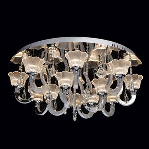 Lampa suspendată Rotenburg Megapolis 12 Chrome - 659011212 small 6