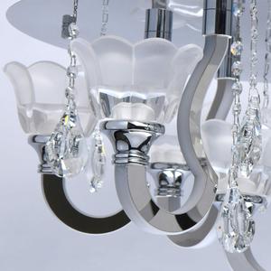 Lampa suspendată Rotenburg Megapolis 12 Chrome - 659011212 small 11