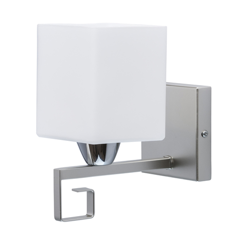 Lampă de perete Alpha Megapolis 1 Silver - 673024101