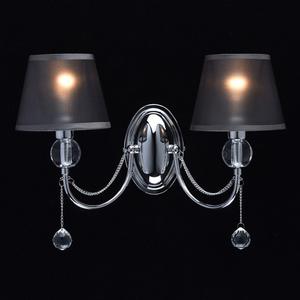 Lampă de perete Federica Elegance 2 Chrome - 684021302 small 1