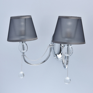 Lampă de perete Federica Elegance 2 Chrome - 684021302 small 2